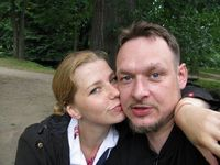 Schnucki und Corinna