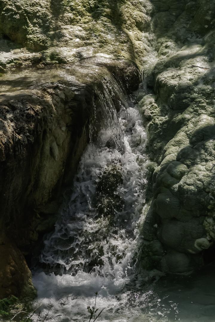 Schön im Fluss