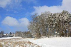 Schön wäre eine Schneewanderung..........