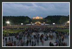 Schönbrunn als Open Air Arena