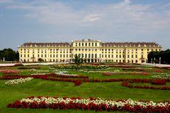 Schönbrunn - fast ohne Besucher