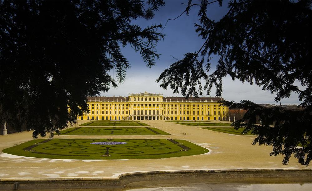 Schönbrunner Ansicht