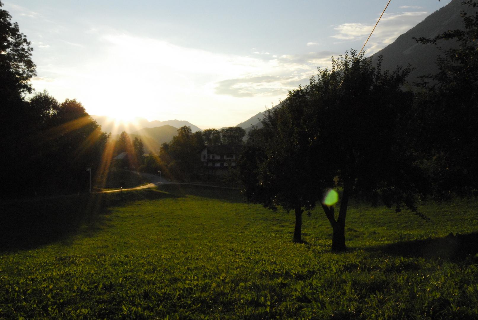 schöne Abende in Kärnten