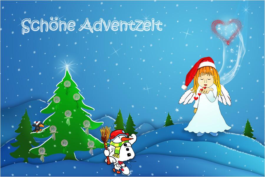 Schöne Adventzeit