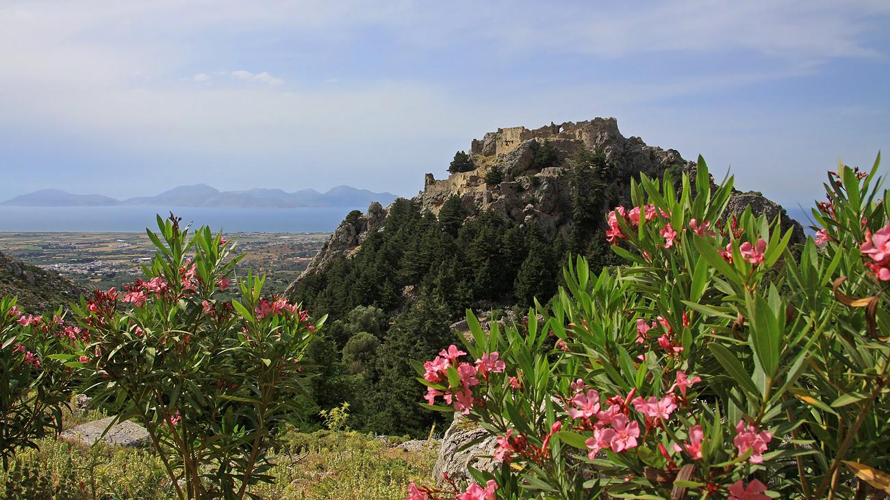 Schöne Aussicht - Insel Kos