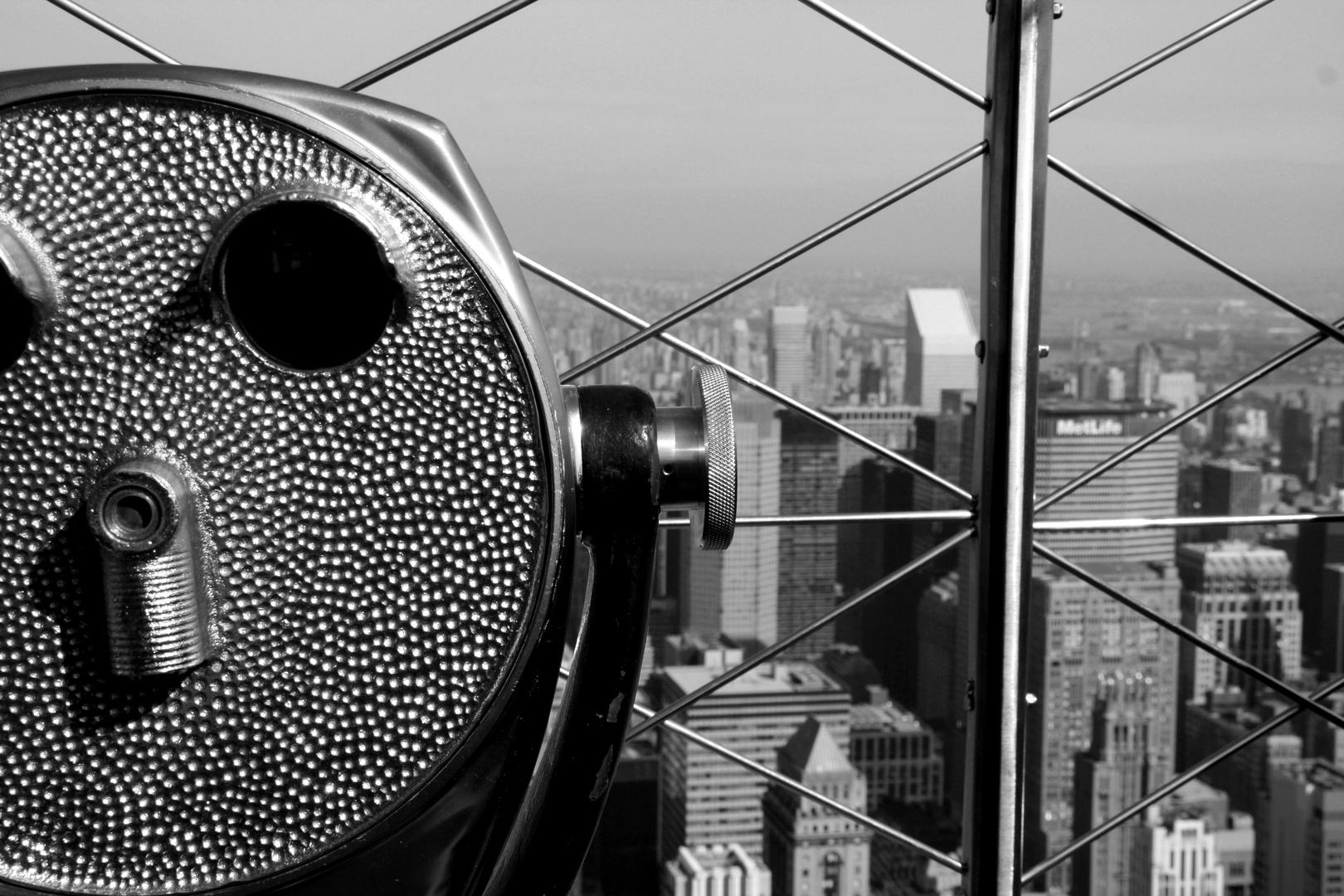 schöne Aussichten - New York 2010
