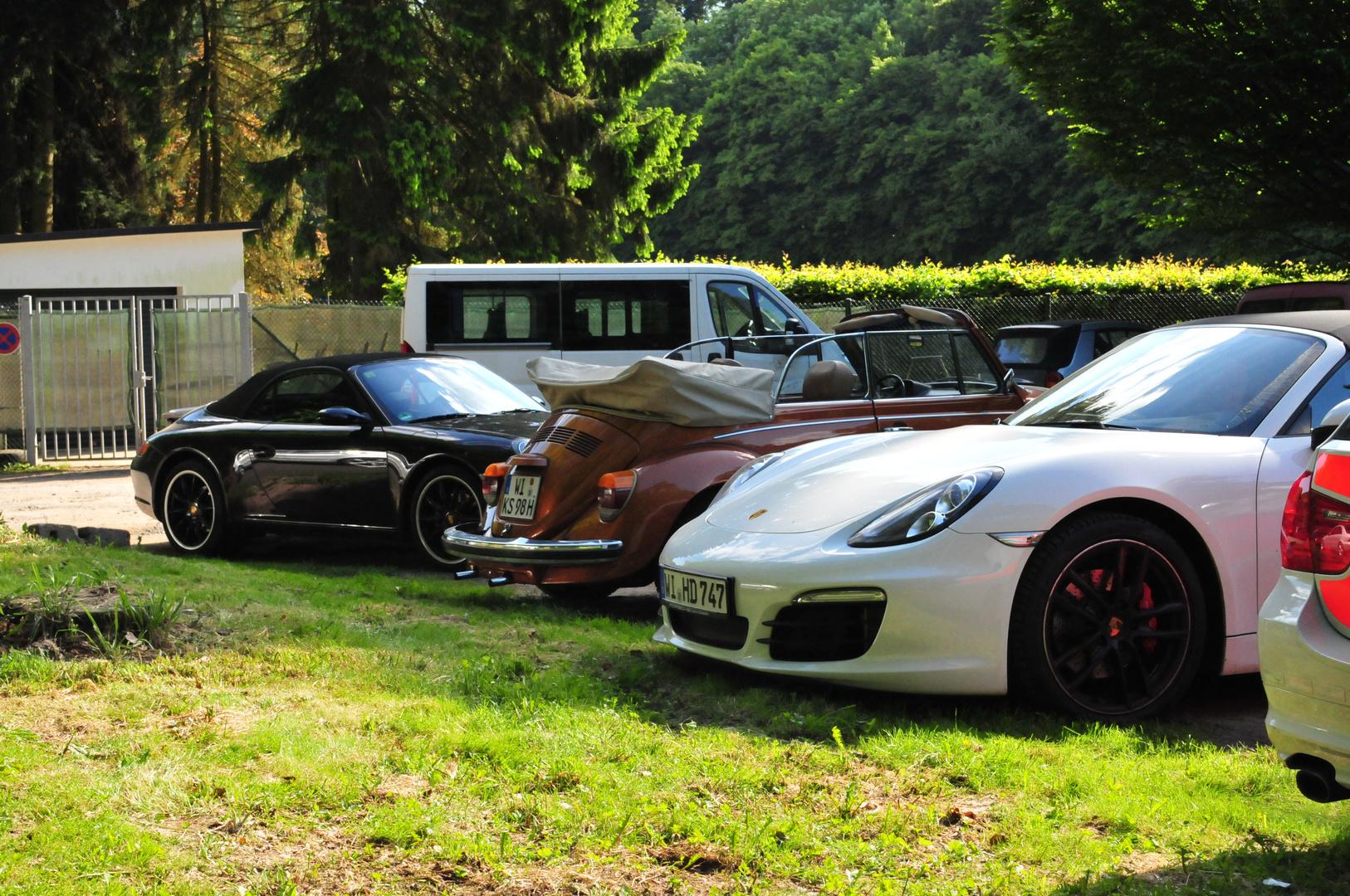 Schöne Autos :-)