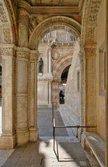 Schöne Details im Palazzo Ducale