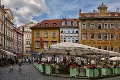 Schöne Ecken von Prag