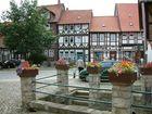 Schöne Häuser in Hornburg