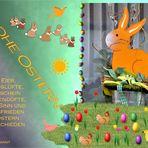 schöne Osterfeiertage