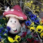 Schöne Ostern wünsch ich  Dir...