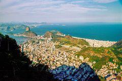 Schöne Tage in Botafogo...