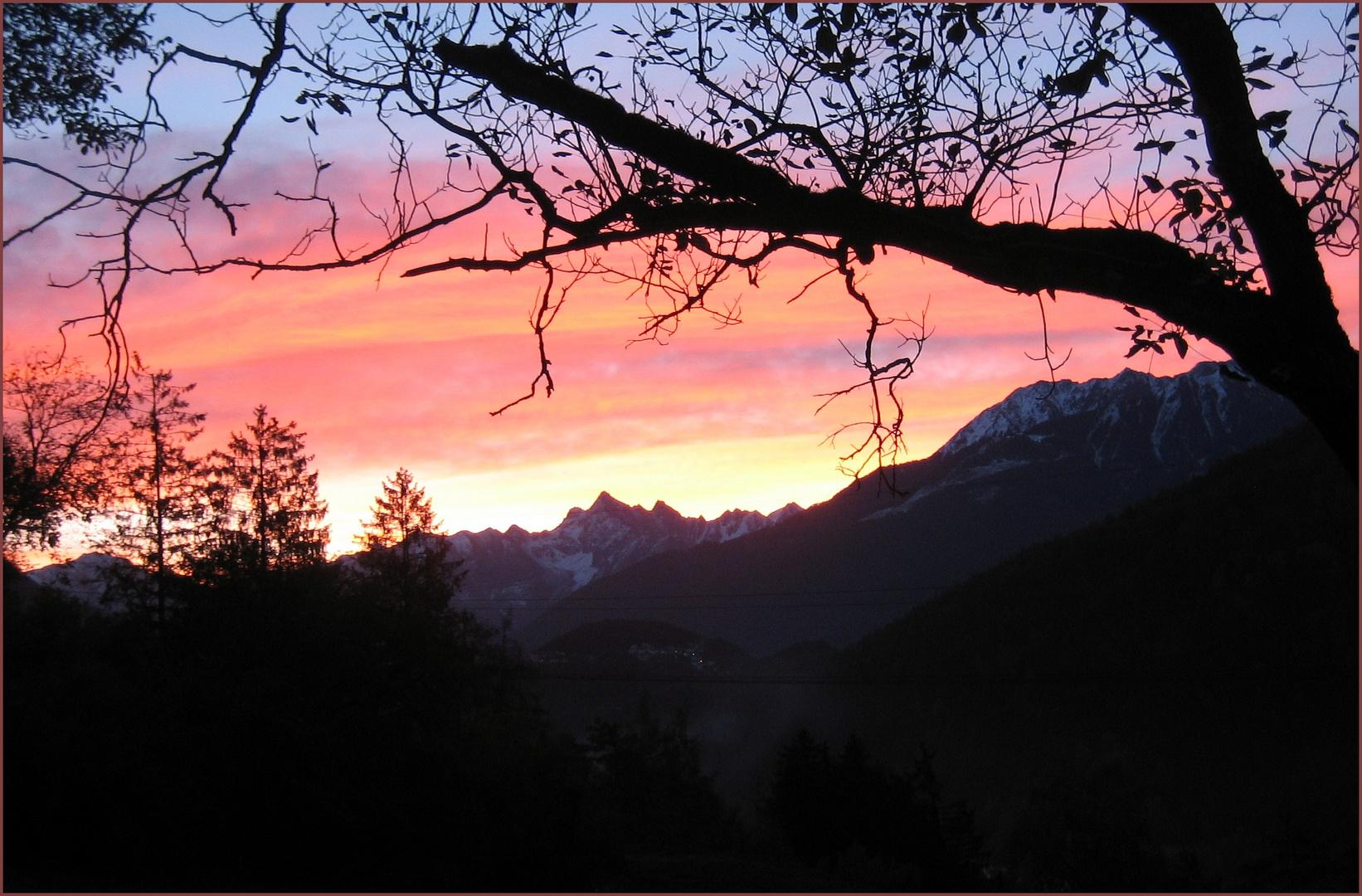 schönen guten herbstmorgen ...