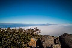 Schöner Ausblick in 2400m Höhe