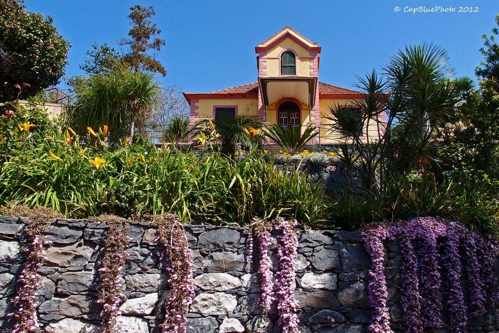 Schöner Garten in Monte