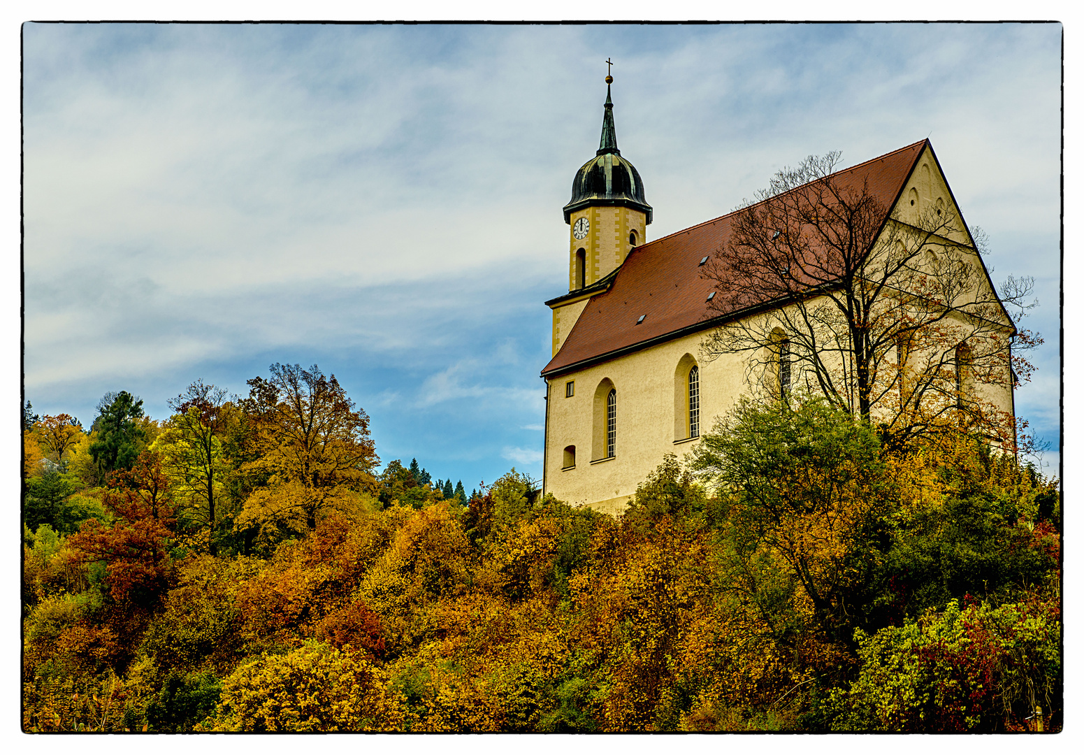 schöner Herbst