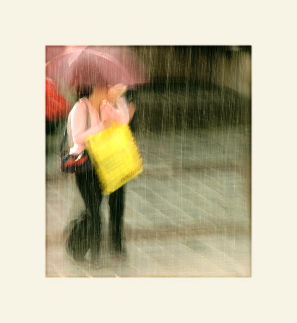 schöner regnen ...