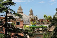 Schöner wohnen in Rom