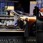 Schöner wohnen mit dem Renault Symbioz