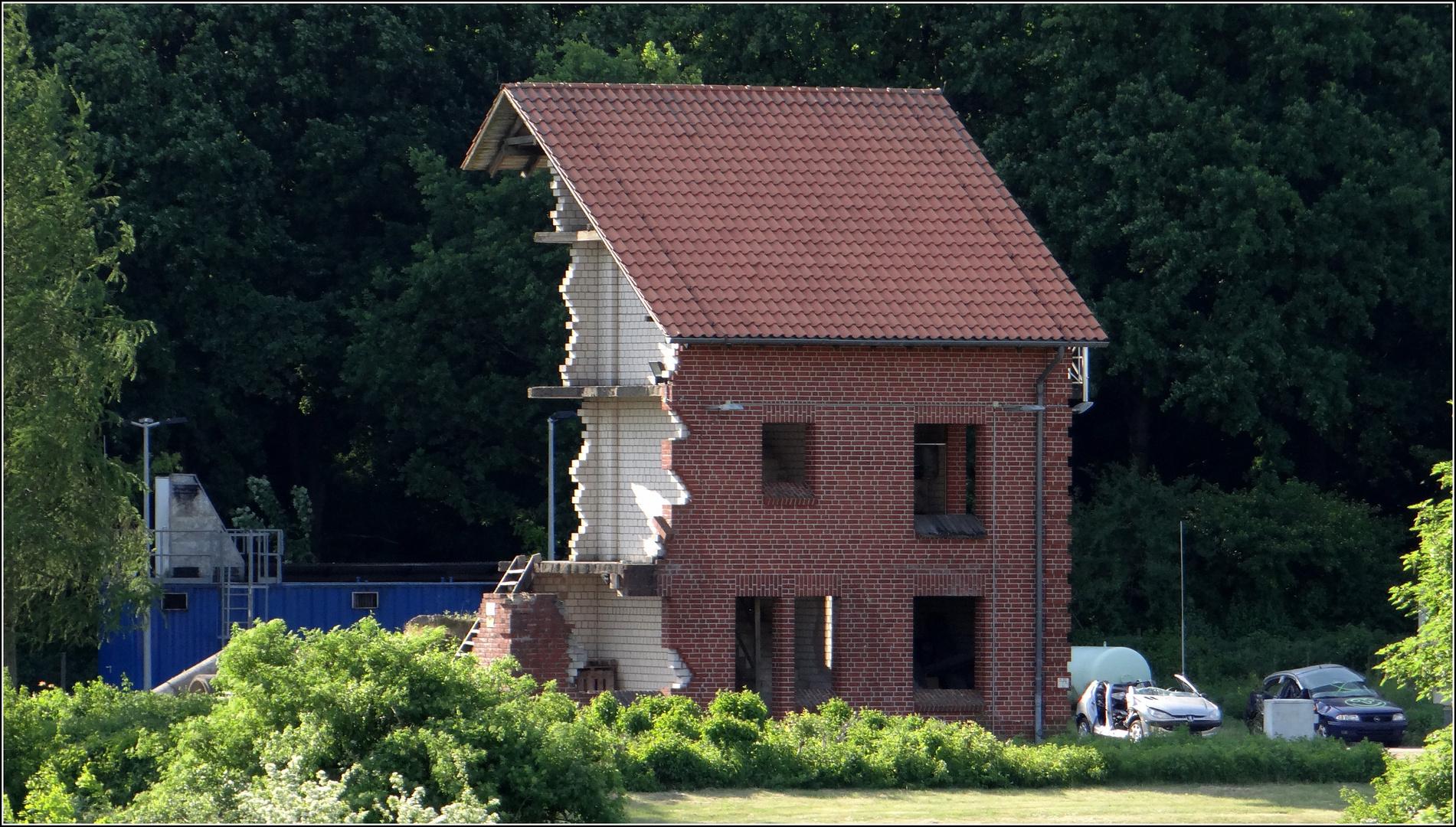 schöner Wohnen...oder auch das Ende einer guten Nachbarschaft