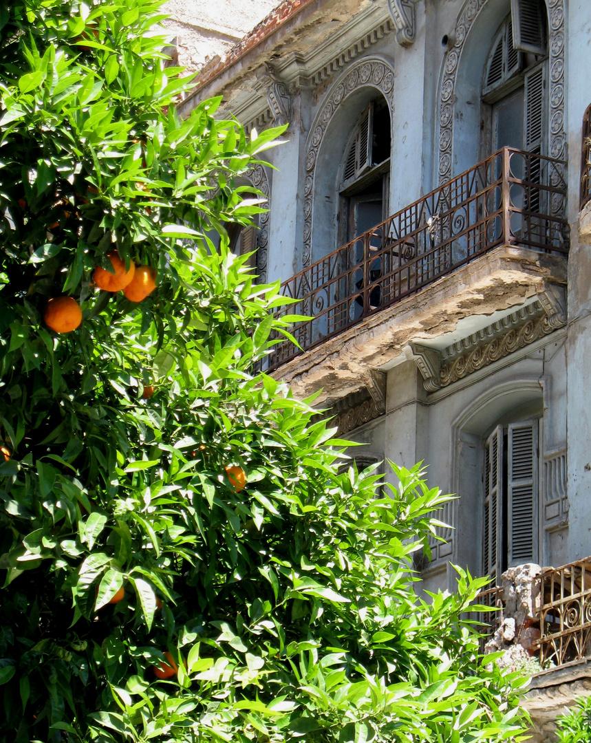 schönes, altes Haus in Thessaloniki