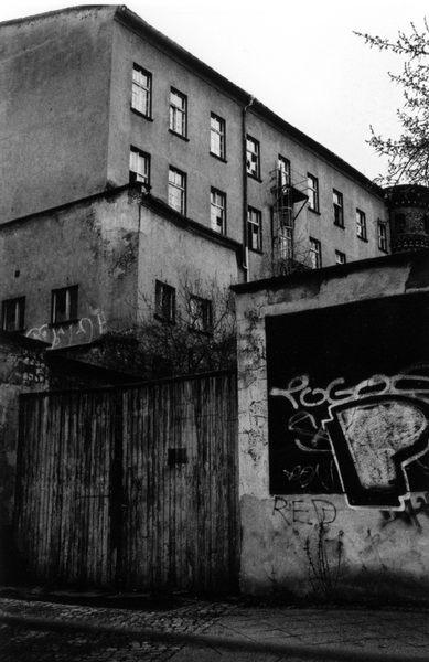 """""""schönes"""" Berliner Hinterhaus"""