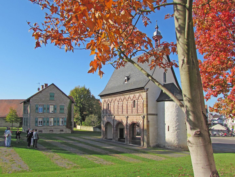 Schönes Hessen: Lorsch (Bergstr.) 2