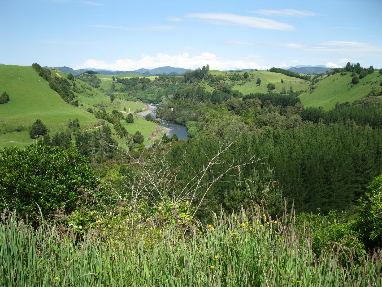 Schoenes Land New Zealand