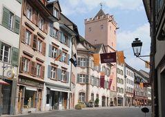Schönes Städtchen - Rheinfelden