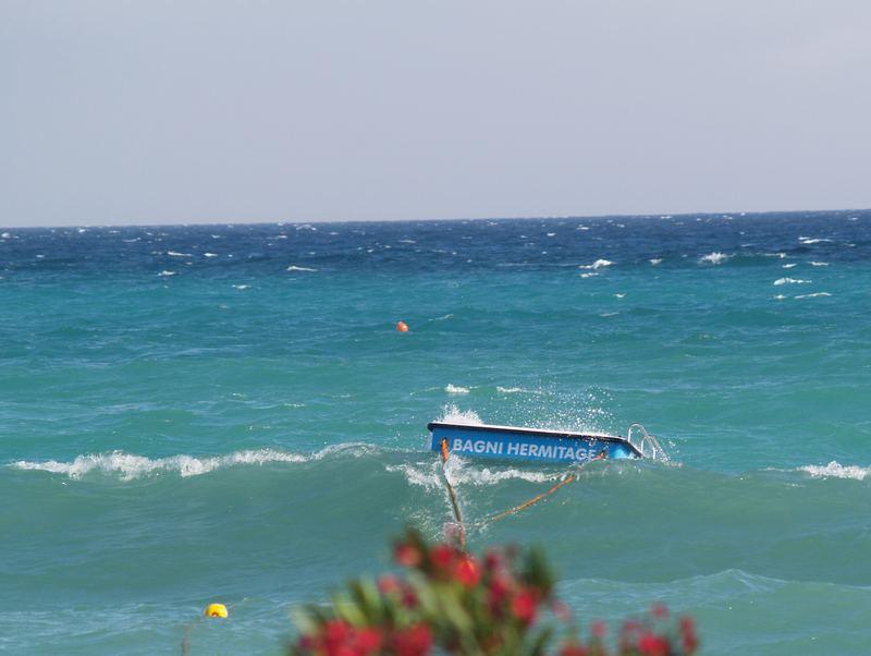 schönes Wetter zum Surfen :-)