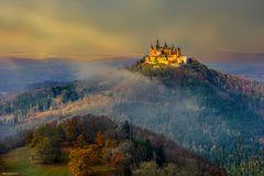 """""""Schönheit der schwäbischen Alb - Burg Hohenzollern -"""""""