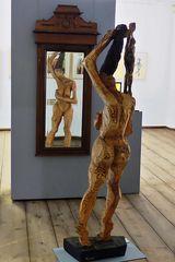 Schönheit im Spiegel