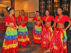 Schönheiten auf Mauritius