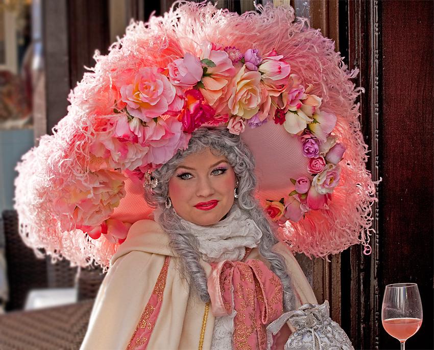 Schönheiten im Karneval