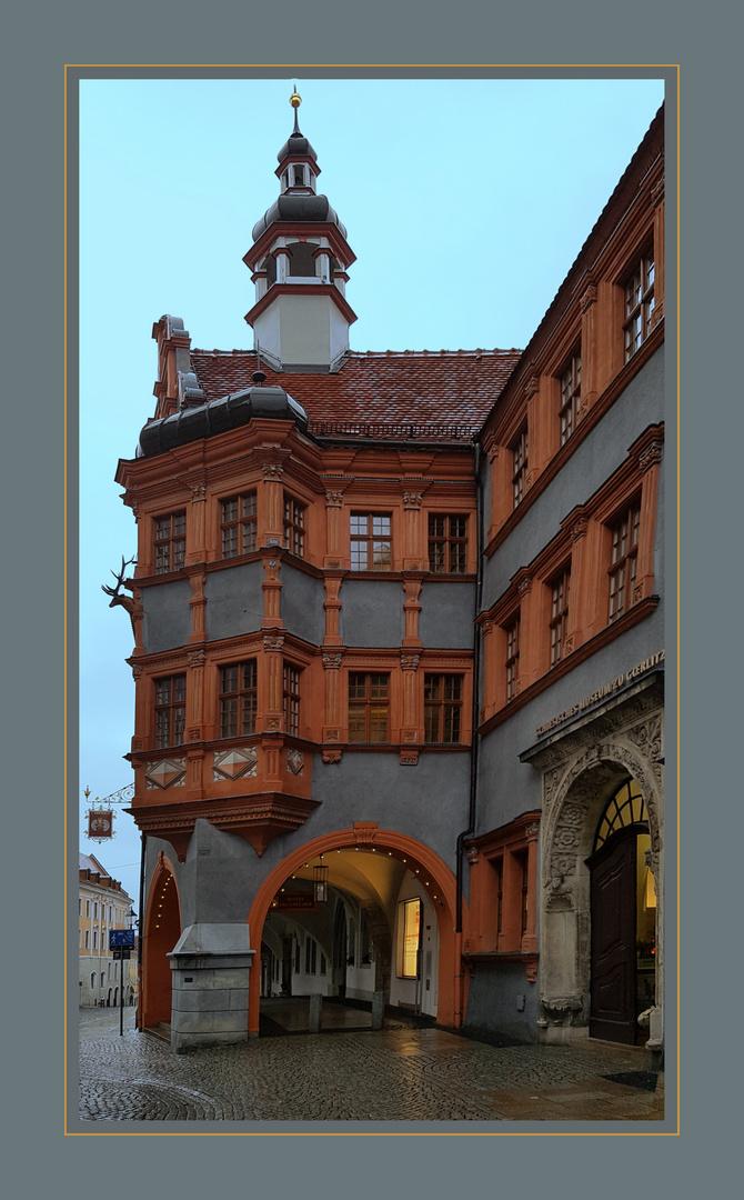 Schönhof in Görlitz