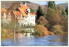 Schönwetter-Hochwasser