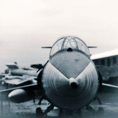Schönwetterjäger F 104 Starfighter