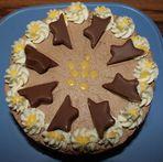 Schoko-Zimt-Torte