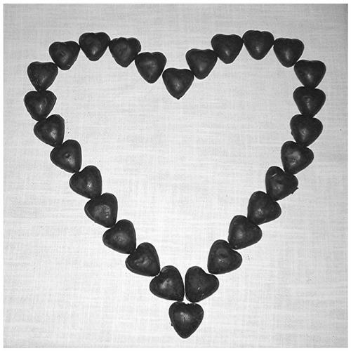 Schokolade – Lebkuchen - Herz ...