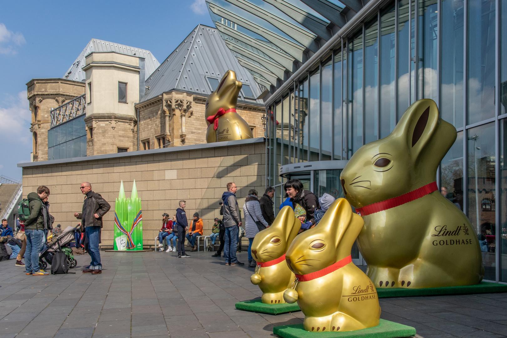 Schokoladen-Museum - Köln