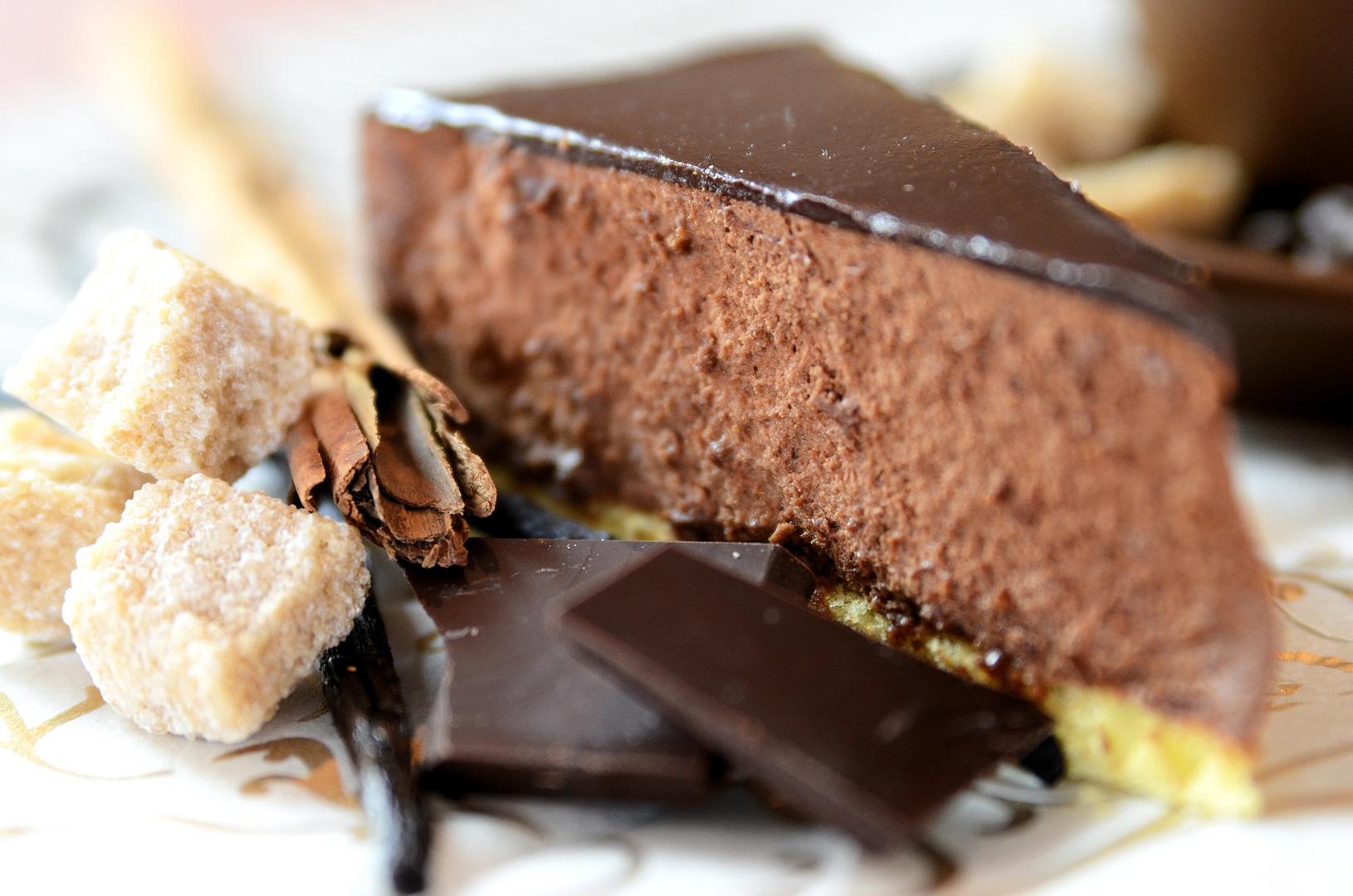 Schokoladenmousse