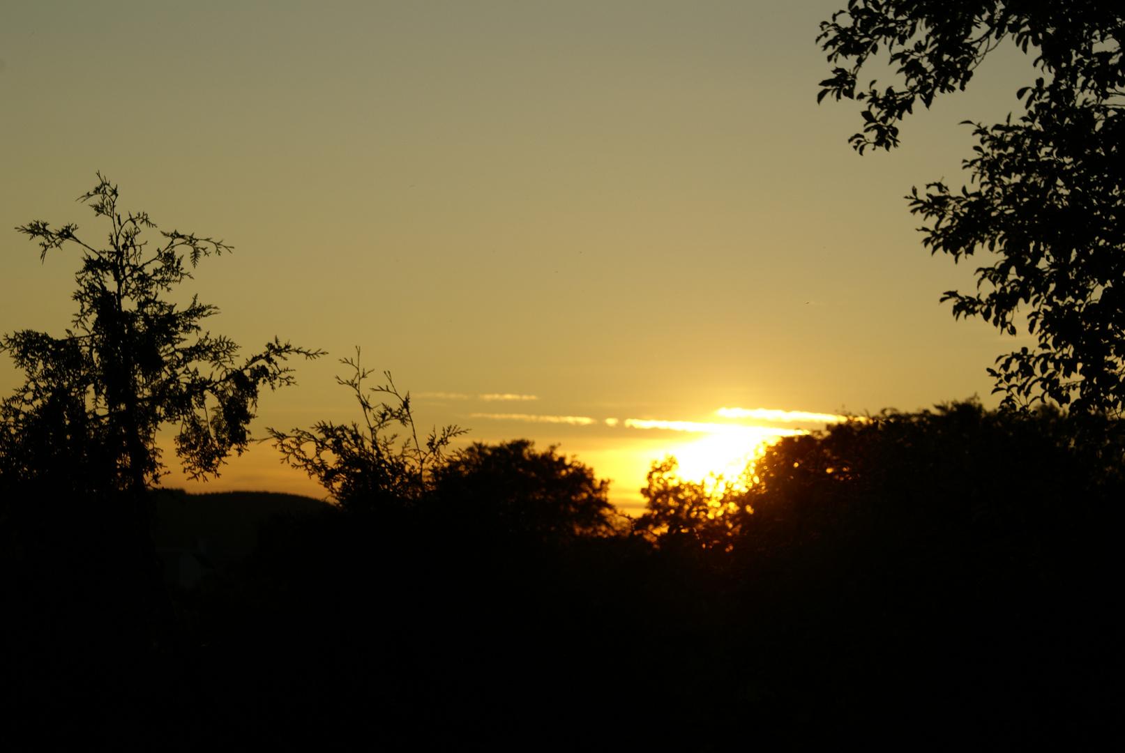 schon wieder Sonne ;)