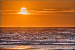 schon wieder Sonnenuntergang