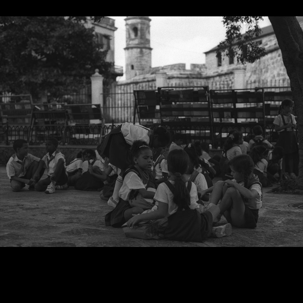 school playground Cuba