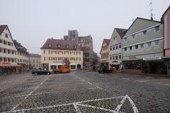 Schorndorf - unterer Marktplatz