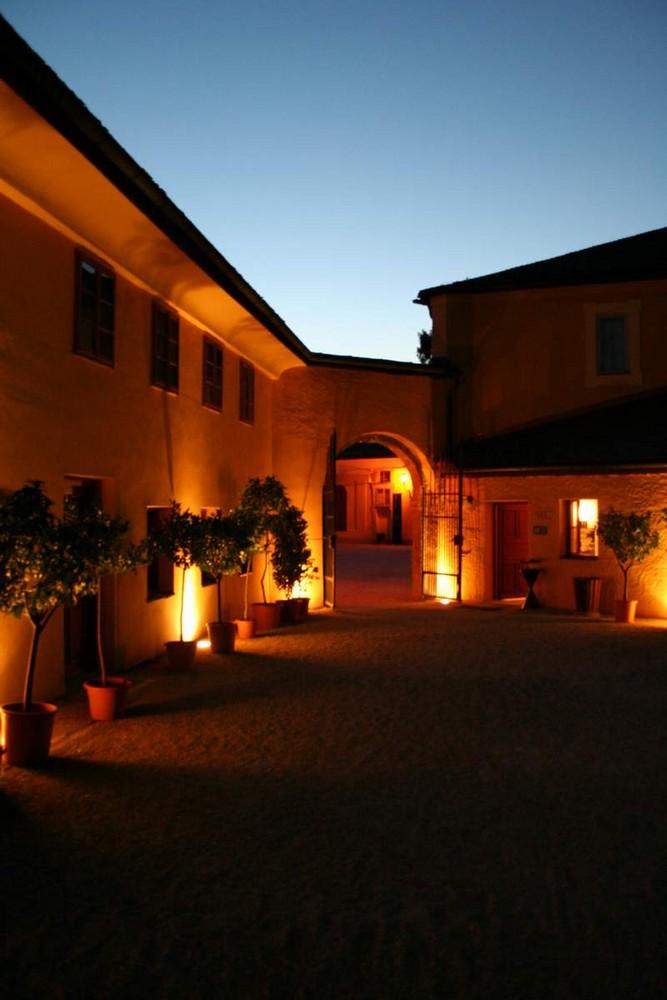 Schoss Heilbronn (Abendstimmung)
