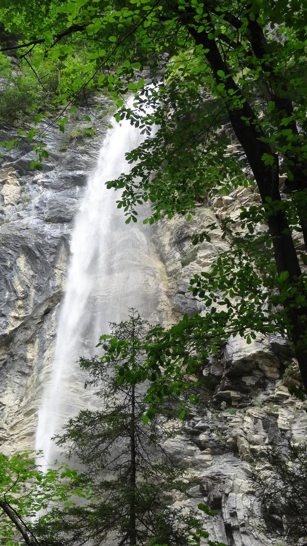 Schoßrinn Wasserfall bei Aschau