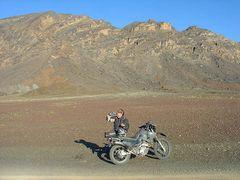 Schotterwüste in Namibia