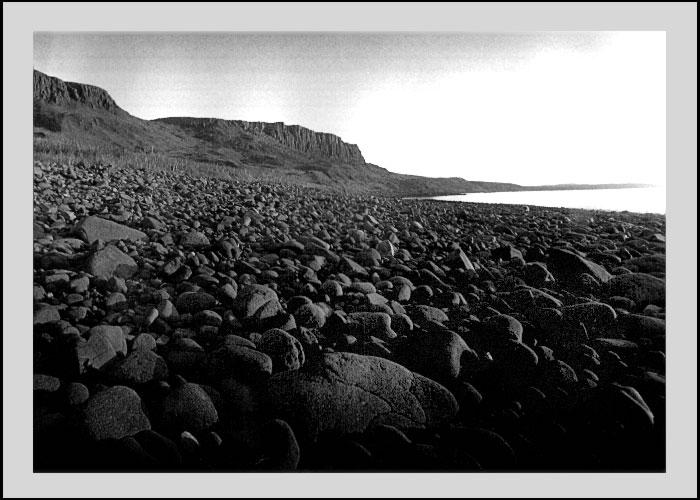 Schottische Küste - kurz vor dem Fischen